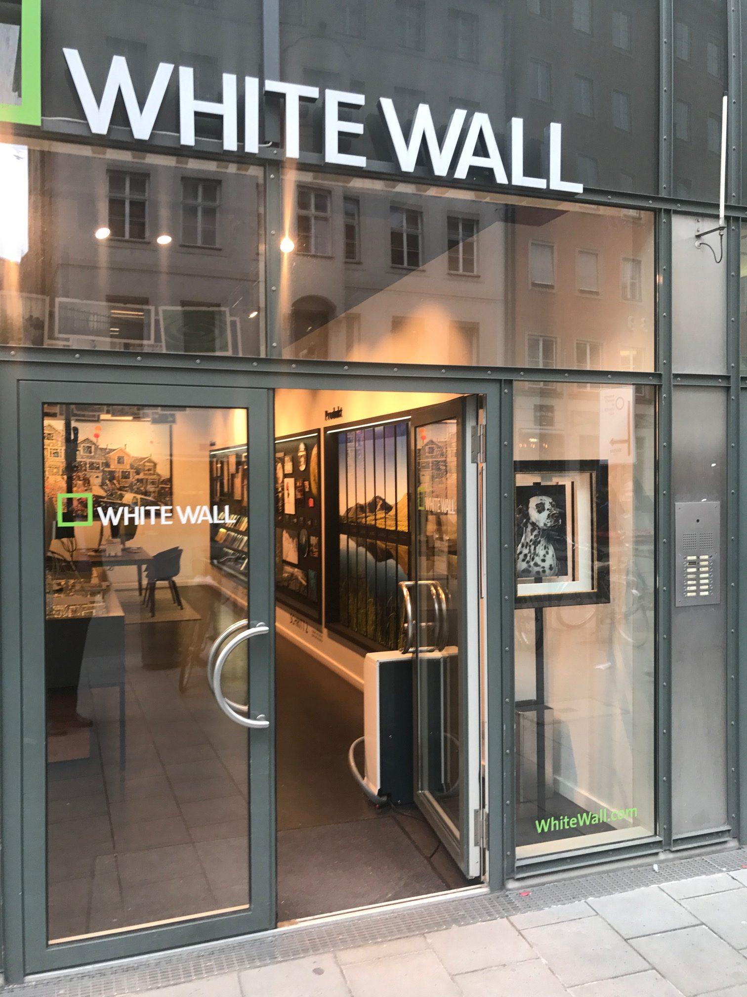 White Wall München ist mit einem Sound Experts Sonab ...