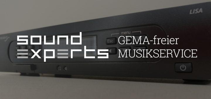 GEMA-freier Musikservice