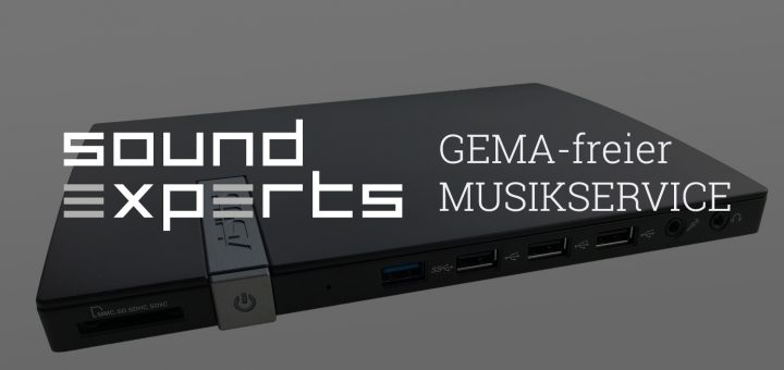 Sound Experts GEMA-freier Musikservice